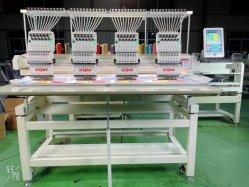 중국 공장 4 책임자는 Zsk Tajima 유사한 자수 기계를 사용했습니다 중국 내 고품질/재봉틀/컴퓨터 자수 기계 가격