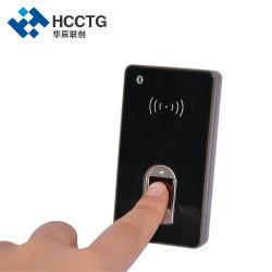 Windows Android Ios Bluetooth биометрический считыватель отпечатков пальцев 13.56Мгц NFC карт (HBRT-1011)