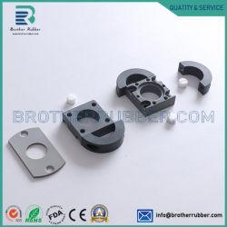 ISO9001 производитель индивидуальные детали швейной машины с ЧПУ частями двигателя с ЧПУ алюминиевых фрезерования при повороте процесс