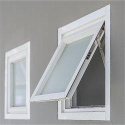 نافذة بزوغ ألومنيوم مزدوجة الزجاج للمنزل