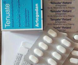أقراص فقدان الوزن من تينويت - من ألمانيا