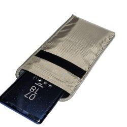 Segnale Anti-Spiante di GPS RFID che ostruisce sacchetto che protegge il sacchetto della gabbia del Faraday del sacchetto