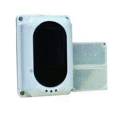 Alarme de Incêndio Detectores Lineares de Fumo Detector do feixe de infravermelhos