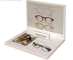 Commerce de gros magasin optique lunettes de soleil en acrylique Ddesktop vitrine