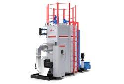 2t/H, 4t/H, 6t/H, 8t/H, Ultra-Low Nox 10t/H Stoomketel van het Aardgas