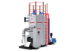 2T/H, 4t/h, 6t/h, 8t/h, 10t/h ultra bas Nox chaudière à vapeur du gaz naturel