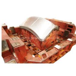 Custom carretilla/Alquiler / aluminio / acero partes del cuerpo de hierro / inyección / Vehículo / Moldes / Molde / Molde de moldeo con IATF16949