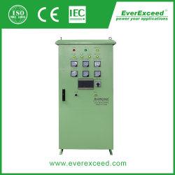 Everexceed 120V80A Uxcel Serie mit ein- oder dreiphasigen Thyristor/Gleichrichter/industriellem Batterieladegerät/DC-USV/Stromversorgungslösung;