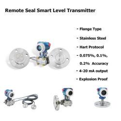 Transmisor de presión diferencial integral con brida con certificado ATEX