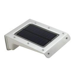 Водонепроницаемый светодиодный индикатор лампы солнечной энергии настенный светильник 20светодиодный индикатор в саду солнечного датчика движения безопасности Lightings ночного освещения для использования вне помещений