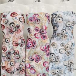 Venda a granel de amostra gratuita de tecidos estampados OEM 100% de algodão