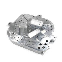 PFE Peek PVDF المواد Precision CNC المكونات المشغولة بالماكينات سماح 0.01مم