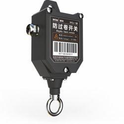 مفتاح حد خطاف الرافعة Wtau GJ-1 A2b مضاد لقطعتين جهاز السلامة