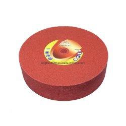 Niet Geweven Wiel, 200X50mm, U3/7p, Rode Kleur