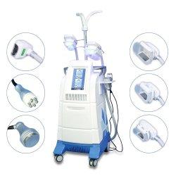 4 Cryo gestisce cavitazione RF perdita di peso Cryotherapy Criolipolisis Machine