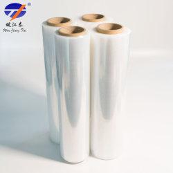 غشاء تغليف بلاستيكي PE/ملصق تغليف بلاستيكي بالبلاستيك السعر