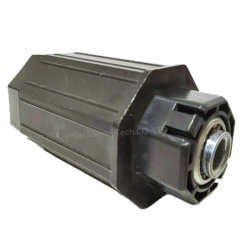 Estores de enrolar peças para portas/acessórios para obturadores de rolo, tampa de plástico com rolamento