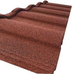 Slope Projekttypen Dachziegel Best Kosteneffektiv Stein Beschichtet Stahldach
