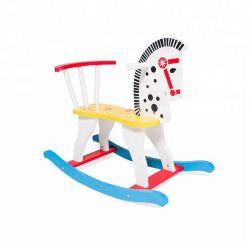 Cavallo di oscillazione di legno dei bambini da vendere, giocattolo di legno del cavallo di oscillazione dei capretti