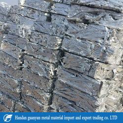 Los fabricantes chatarra de aluminio de alta calidad a bajo precio 6063
