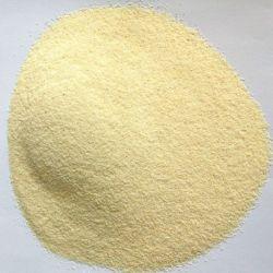 Pure à 100 % organique granulé cultivée de l'ail ail émincé aliments déshydratés
