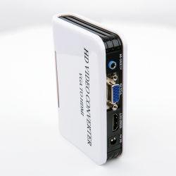 VGA al video convertitore di HDMI HD con l'audio cavo del USB