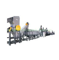 Resíduos com novo design de PP película PE máquinas para reciclagem