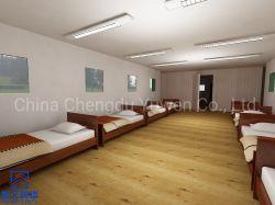 Eco Friendly conteneurs préfabriqués chambre de motel amovible
