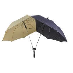 Creative parapluie pour deux personnes automatique Grande zone amant Double Couples Windproof Parapluie parapluie Fashion multifonctionnelle