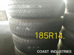 Gebruikte PCR Tyre___185r14lt
