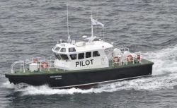barca pilota di alluminio di 11m per pilotaggio e la nave Perlustrare-Marina della polizia/nave di governo
