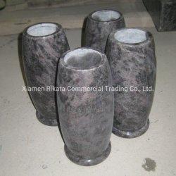 Гранитная цветочная ваза для Tombstone/Momument/Gravestone/Memorial/Cemetery