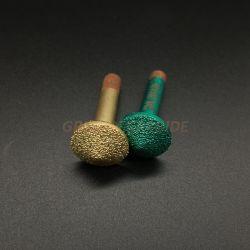 Het Carbide van GW - Multi-Layer Solderende Scherpe Hulpmiddelen van de Steen van het Hulpmiddel van de Diamant Scherpe
