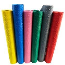 Commerce de gros tapis PVC antidérapante étanche en rouleaux pour l'école utilisé