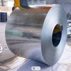 Lamiera di acciaio galvanizzata galvanizzata tuffata calda del ferro JIS3302 in bobina