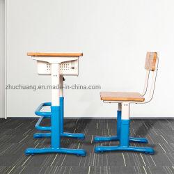Bamboo Tables Enfants Les enfants d'étude réglable d'un bureau et chaise mobilier scolaire