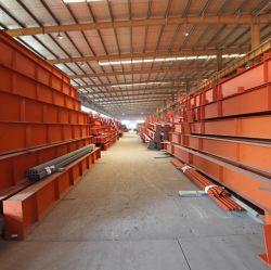 Verzinkt H-vormig staal Q235B voor bouwmateriaal/warmgewalst H-balk van constructiestaal