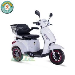 Motociclo eléctrico 1200W, 1500W 2000W 3000W Silício Motor Bateria de Lítio Bike CEE & CDC E Scooter Retro-vida feliz II (Euro 4)
