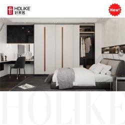 HolikeカスタムMDFの削片板のワードローブの寝室の家具
