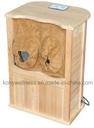 De verre Infrarode die Sauna van de Voet van Dollekervel met Ce, Kc- Certificaat wordt gemaakt, de Droge Machine van de Gezondheid van de Persoonlijke Zorg van het Bad