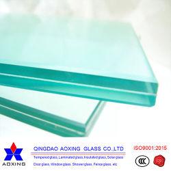 Qualitäts-super transparente Zwischenlage/Badezimmer-ausgeglichenes Glas