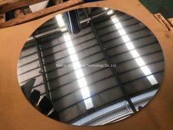 Lamiera dell'acciaio inossidabile SUS430/lamierino rotondi del cerchio, rotondità perforata dell'acciaio inossidabile SUS430/cialda/cerchio rotondi della parte