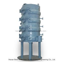 Горизонтальные промышленные масла семян Steam-Jacketed кондиционеров воздуха давление плита для добычи нефти завод
