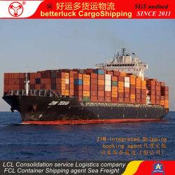 Spediteur von China nach Dschibuti Marine Transport