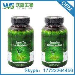De Groene Thee Vette Metabolizer van het vermageringsdieet 75 Vloeibare Zachte Gelen