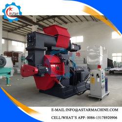Melhor investimento de madeira/Casca de Arroz/Palha de Arroz/biomassa Mill Pellet tornando preço da máquina