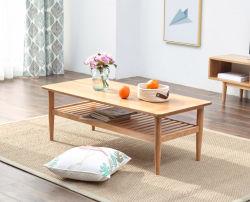 Table basse en chêne massif traditionnel de la salle de séjour chambre petite Table Table de chevet