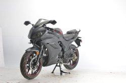 Corridas de gás com motocicleta 125cc/150cc/200cc/250cc motor, Freios a Disco Dianteiro/Traseiro