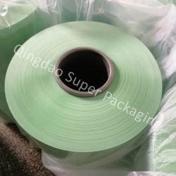 25um X 1500m зеленый силоса рулонов пленки на силос фильм устройства обвязки сеткой