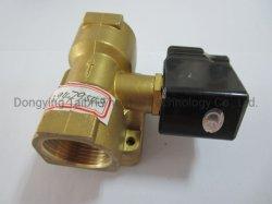 """1PC DC 12V 24V AC 220V G1/2"""" Válvula de solenoide eléctrico de latón para Calentador de Agua Solar"""